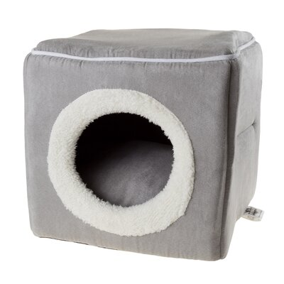Cave Cat Bed Color: Gray