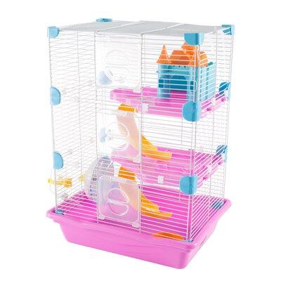 Habitat Hamster/Gerbil Cage