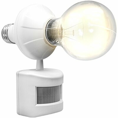 180 Motion Sensor Socket Light Bulb (Set of 12)