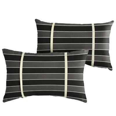 Harbin Lumbar Pillow Size: 16 x 26