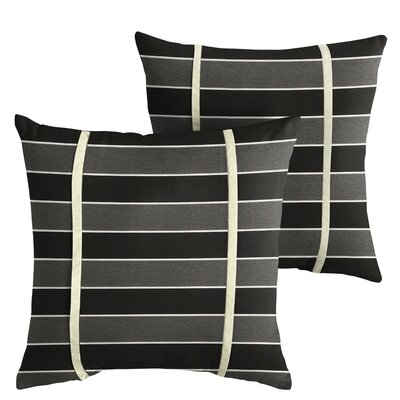 Harbin Throw Pillow Size: 22 x 22