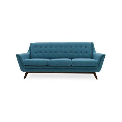 Worthley Sofa Upholstery: Turquoise