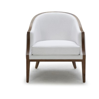 Knorr Armchair Upholstery: Light Gray