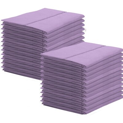Galante Pillowcase Size: Standard, Color: Lavender