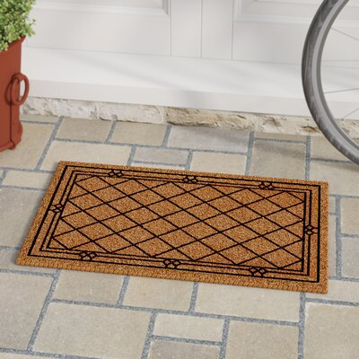 Bustamante Doormat Mat Size: Rectangle 15 x 25