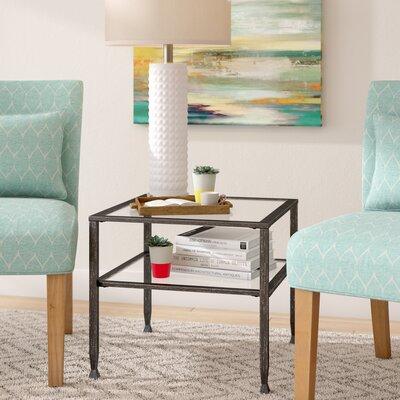 Collingdale End Table Base Color: Matte khai