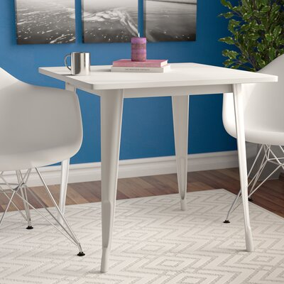 Auld Coffee Table Color: White