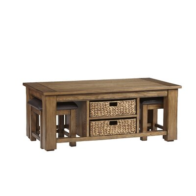 Croyle 3 Piece Coffee Table Set