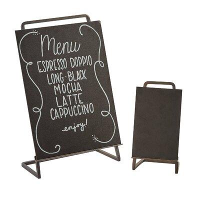 Sierra Write on Chalkboard Size: 8.75 H x 8 W x 5 D