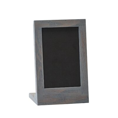Ashwood Write on Frame Size: 6.5 H x 4 W x 3.5 D