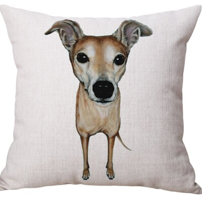 Hetherington Cotton Blend Pillow Cover