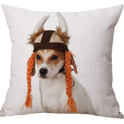 Hetrick Cotton Blend Pillow Cover