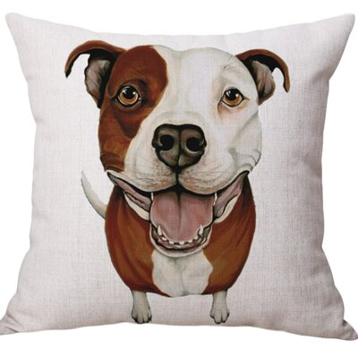 Hetzel Cotton Blend Pillow Cover