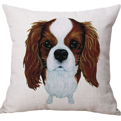 Heyward Cotton Blend Pillow Cover