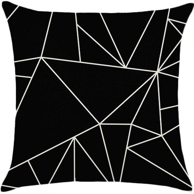 Delon Cotton Blend Pillow Cover
