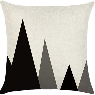Demario Cotton Blend Pillow Cover