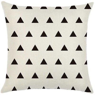 Den Helder Cotton Blend Pillow Cover