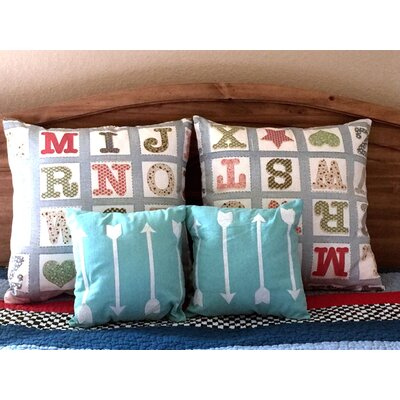 Dili Cotton Blend Pillow Cover