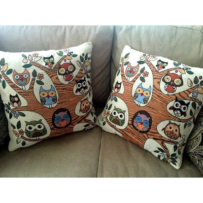 Heidrick Cotton Blend Pillow Cover