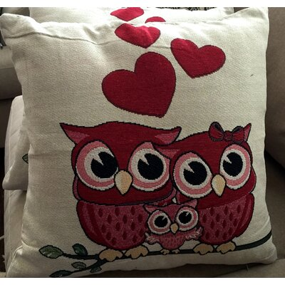 Heilig Cotton Blend Pillow Cover