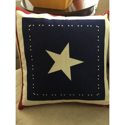 Crocker Cotton Blend Pillow Cover
