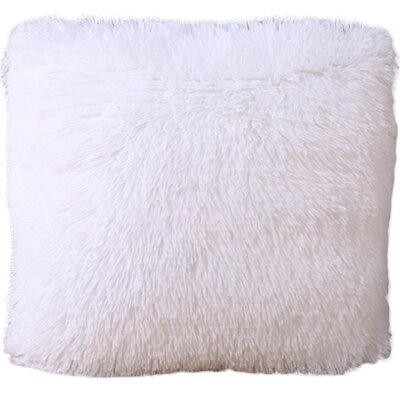 Mcconkey Pillow Cover Color: White