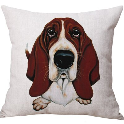 Hertz Cotton Blend Pillow Cover