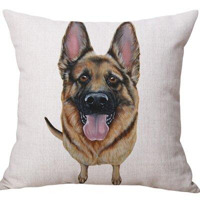 Hessler Cotton Blend Pillow Cover