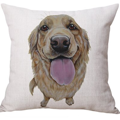Hester Street Cotton Blend Pillow Cover