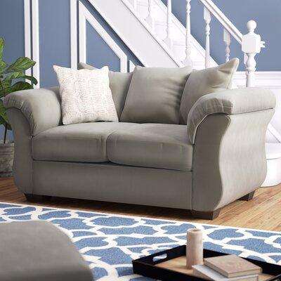 Huntsville Loveseat Upholstery: Cobblestone