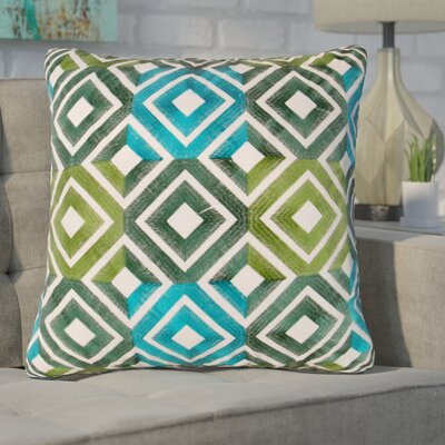 Decimus Diamond Throw Pillow