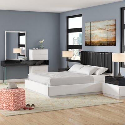 Linehan Platform 5 Piece Bedroom Set Size: Queen