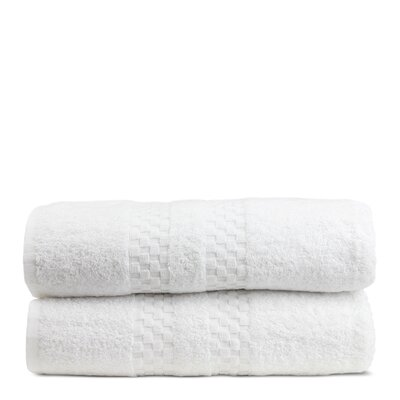 Isiah 100% Pure Cotton Bath Towel