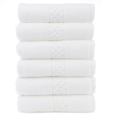 Isiah 100% Pure Cotton Hand Towel
