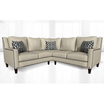 Mervela Sectional Upholstery: Cosmo Dove