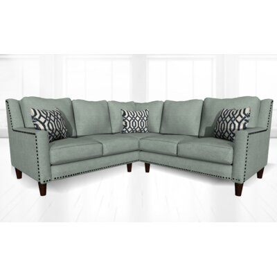 Mervela Sectional Upholstery: Ludlow Spa