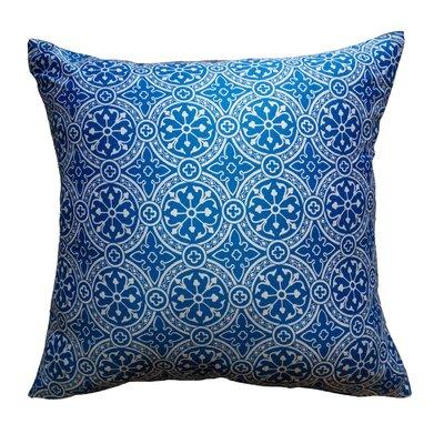 Mcelhannon Non Bordered Throw Pillow Color: Blue