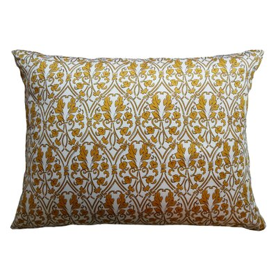 Darmstadt Non Bordered Throw Pillow Color: Gold