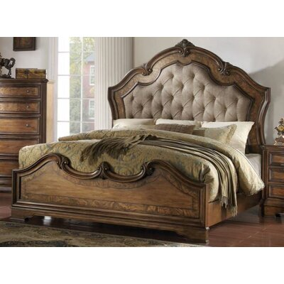 Limones Upholstered Panel Bed Size: Eastern King