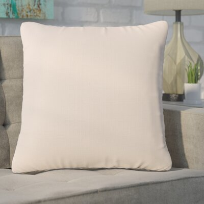 Phoebe Decorative Indoor Throw Pillow Color: Off-white