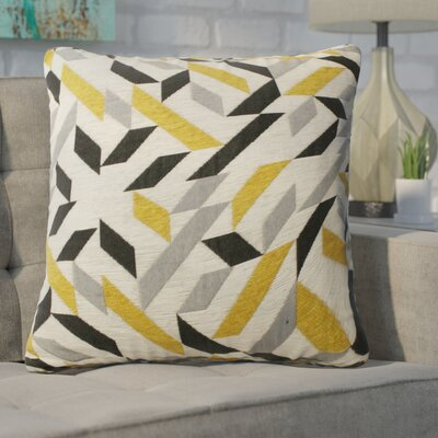 Defino Modern Abstract Throw Pillow