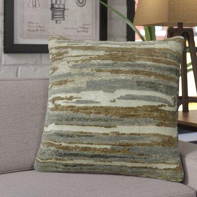 Hardouin Wool Throw Pillow Size: 22 x 22
