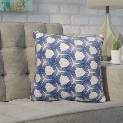 Donaldson Indoor/Outdoor Throw Pillow Size: 18 H x 18 W x 6 D