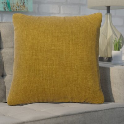 Phoebe Decorative Indoor Throw Pillow Color: Matcha