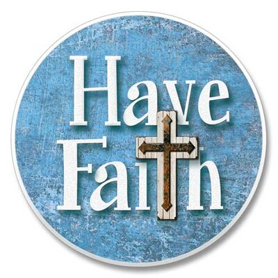 Have Faith Auto Coaster 1607C725897A487BB896189E8DB2DEBC