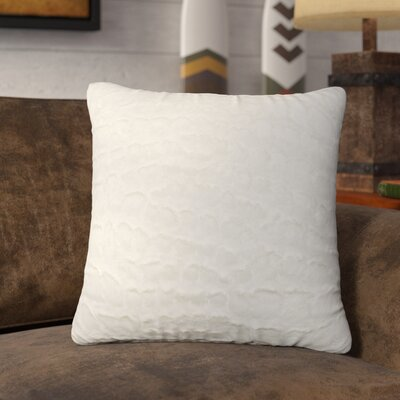 Sheba Mink Faux Fur Throw Pillow