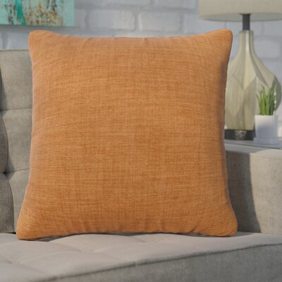 Phoebe Decorative Indoor Throw Pillow Color: Brown