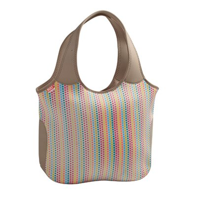 Essential Neoprene Candy Dot Picnic Tote Bag 5157680