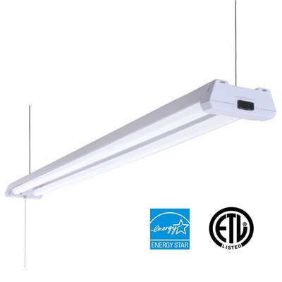 Soft Fixture Utility LED Low Bay Bulb Color Temperature: 5000K