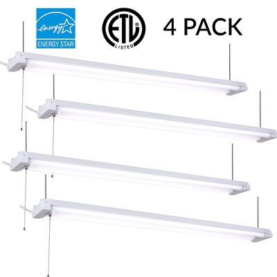 4000K Daylight Fixture Utility LED Low Bay